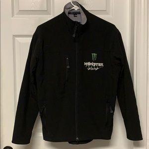Monster Energy Drink Racing Softshell Jacket